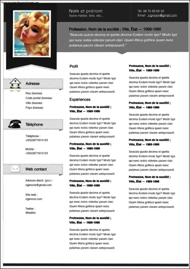 resume template apple free samples examples amp format
