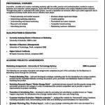 Resume Template Australia Free