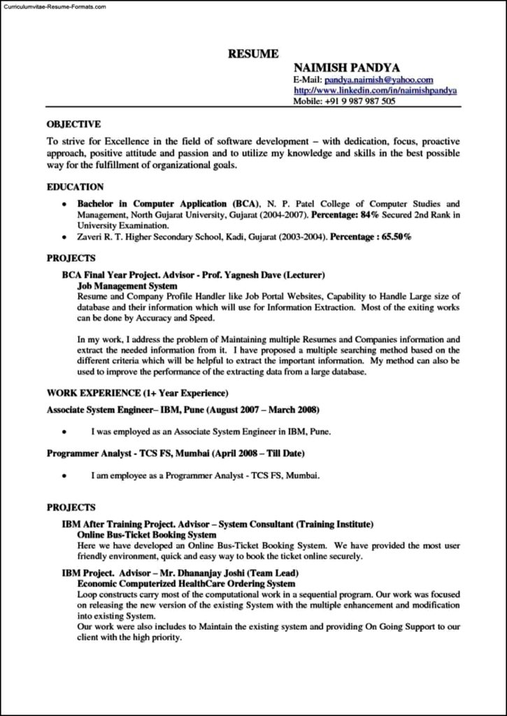 Resume Template Google Drive Free Samples Examples