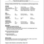 Resume Template On Microsoft Word 2010