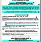 Resume Templates Career Change
