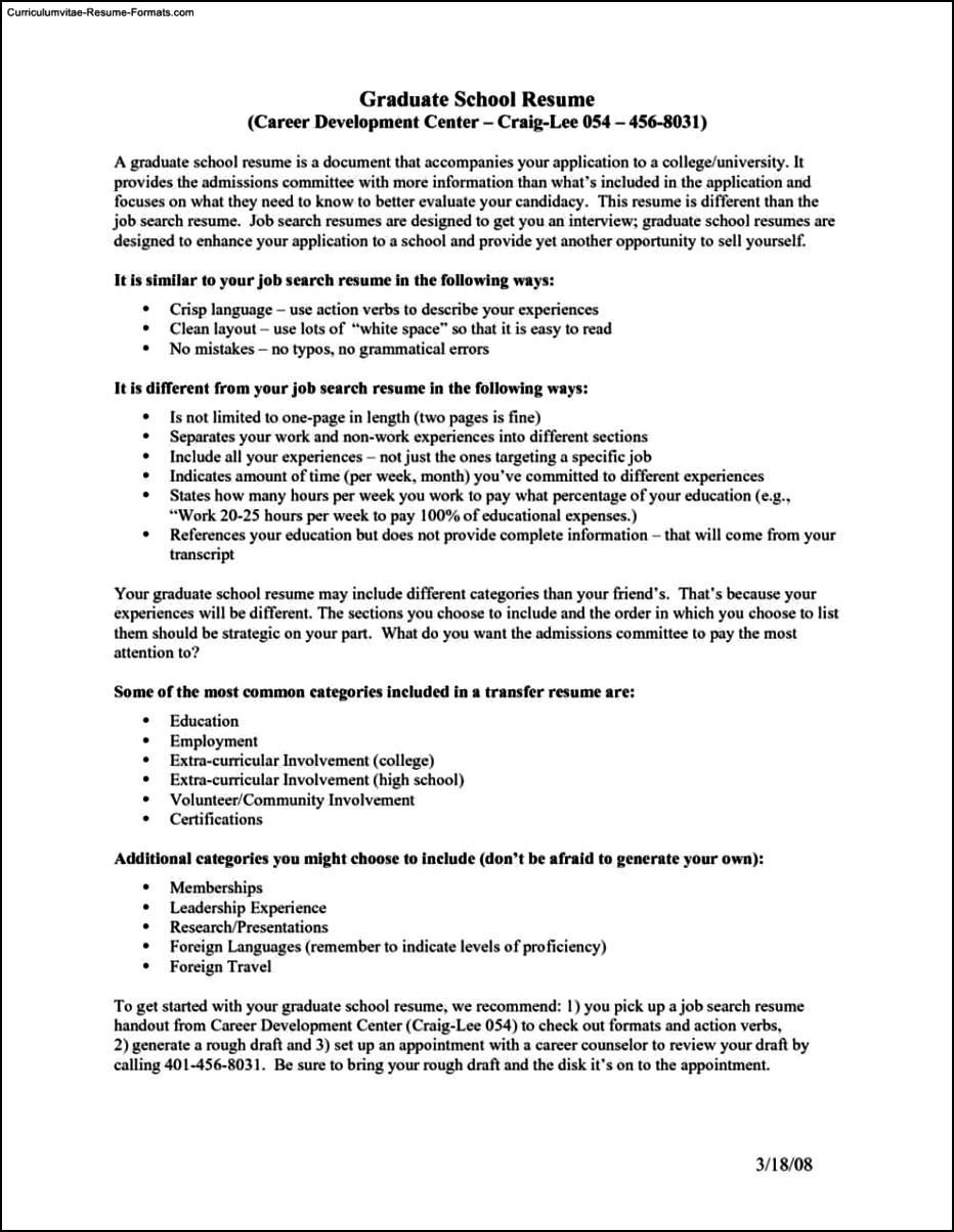 Beautiful Resume Graduate School Dropout Images - Entry Level Resume ...