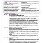 Resume Templates For Indesign