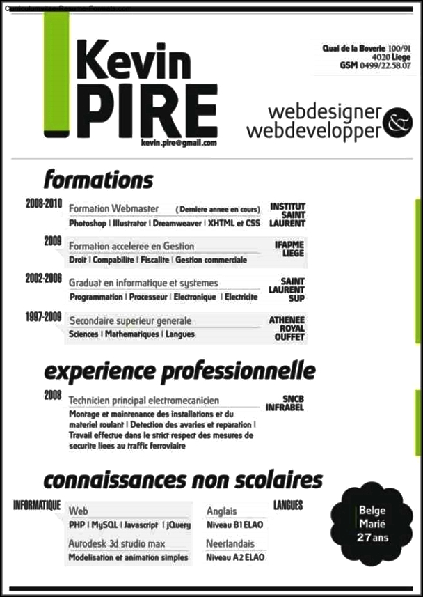 Resume Templates Free Word Document