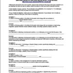Resume Templates Objective Statement