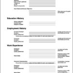 Resume Templates Online Free