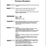 Resume Wizard Template