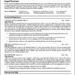 Secretary Resume Templates
