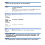 Simple Resume Template Microsoft Word