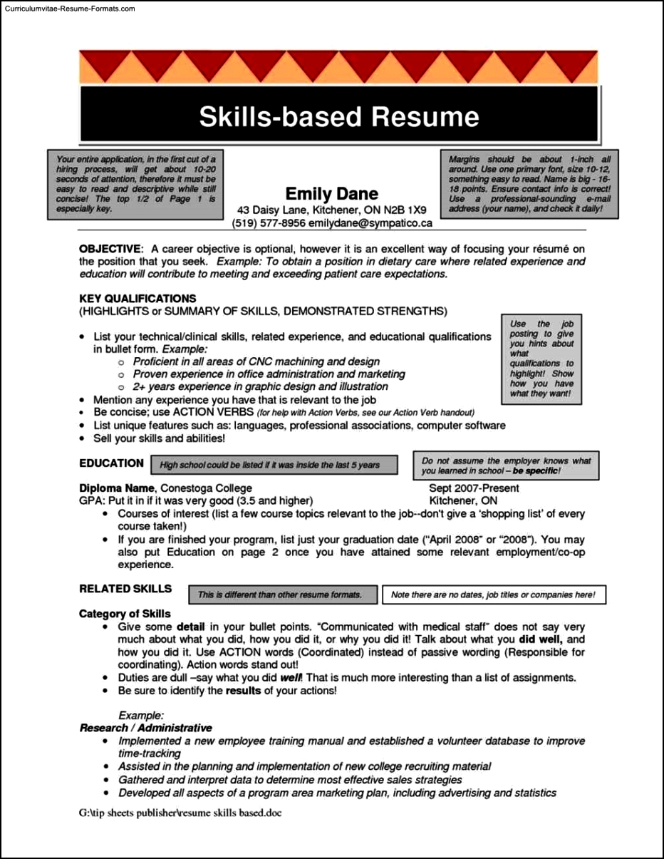 other skills in resume sample - skills resume template word free samples examples