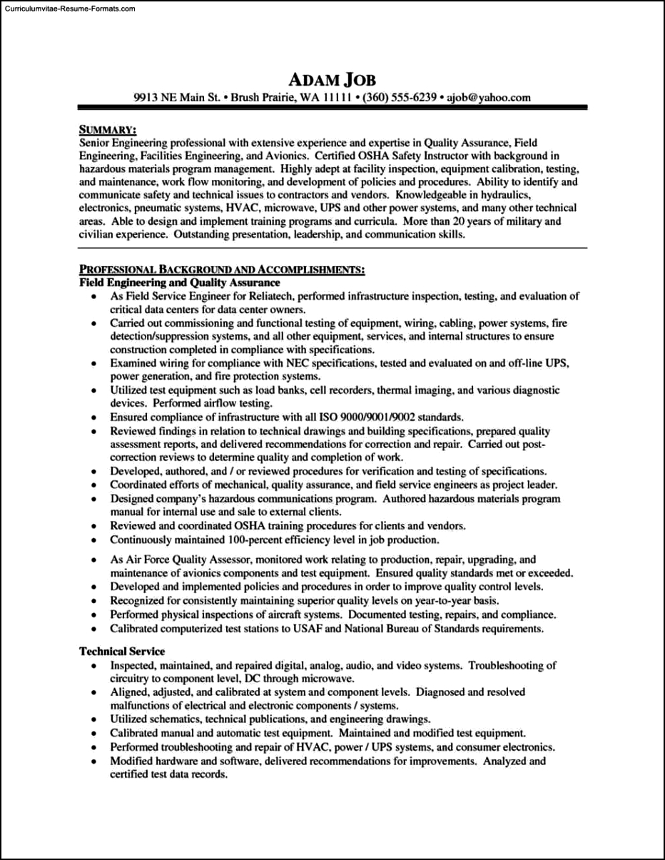 resume samples for supervisor positions - supervisor resume template free samples examples