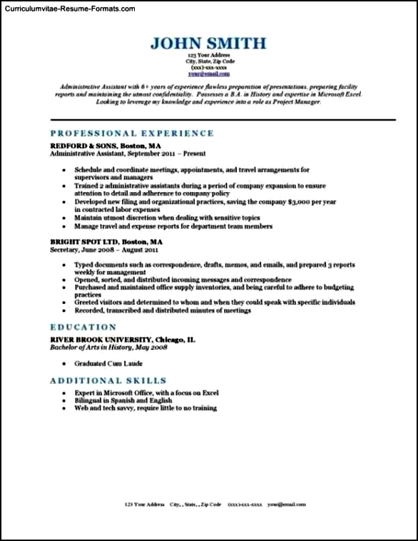 Templates Resume