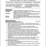 Windows Resume Template