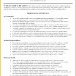 7 Accounting Resume Objective
