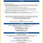 9 Best Resume formats