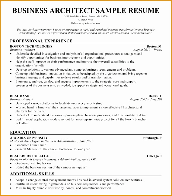 25a5730a9a940fb b88f61ba24b architect resume resume examples