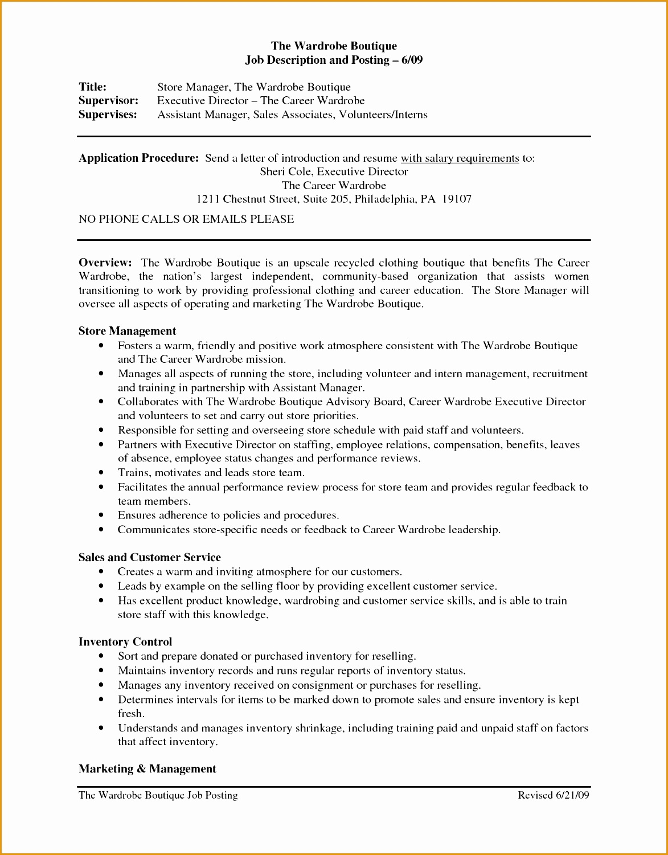 Download Sample Resume For Retail haadyaooverbayresort Resume Cover Letter Best Retail Salesperson Resume Example Livecareer15011173
