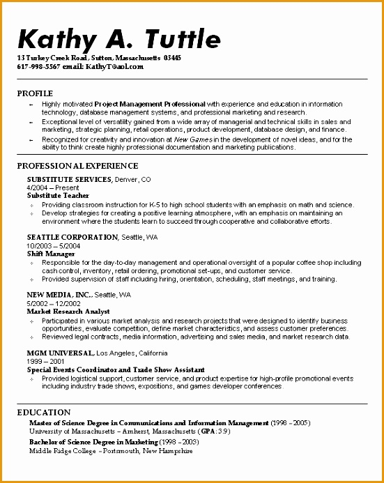 7 college student resume objective sample