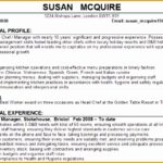 6 Curriculum Vitae Personal Statement Samples
