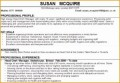 6 Curriculum Vitae Personal Statement Samples