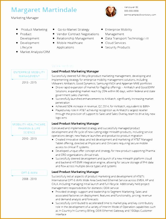 CV template Clair873662