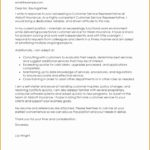 5 Customer Service Resume Cover Letter