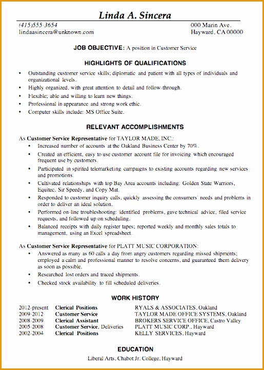 Need a Good Resume Template for YOUR Resume722515