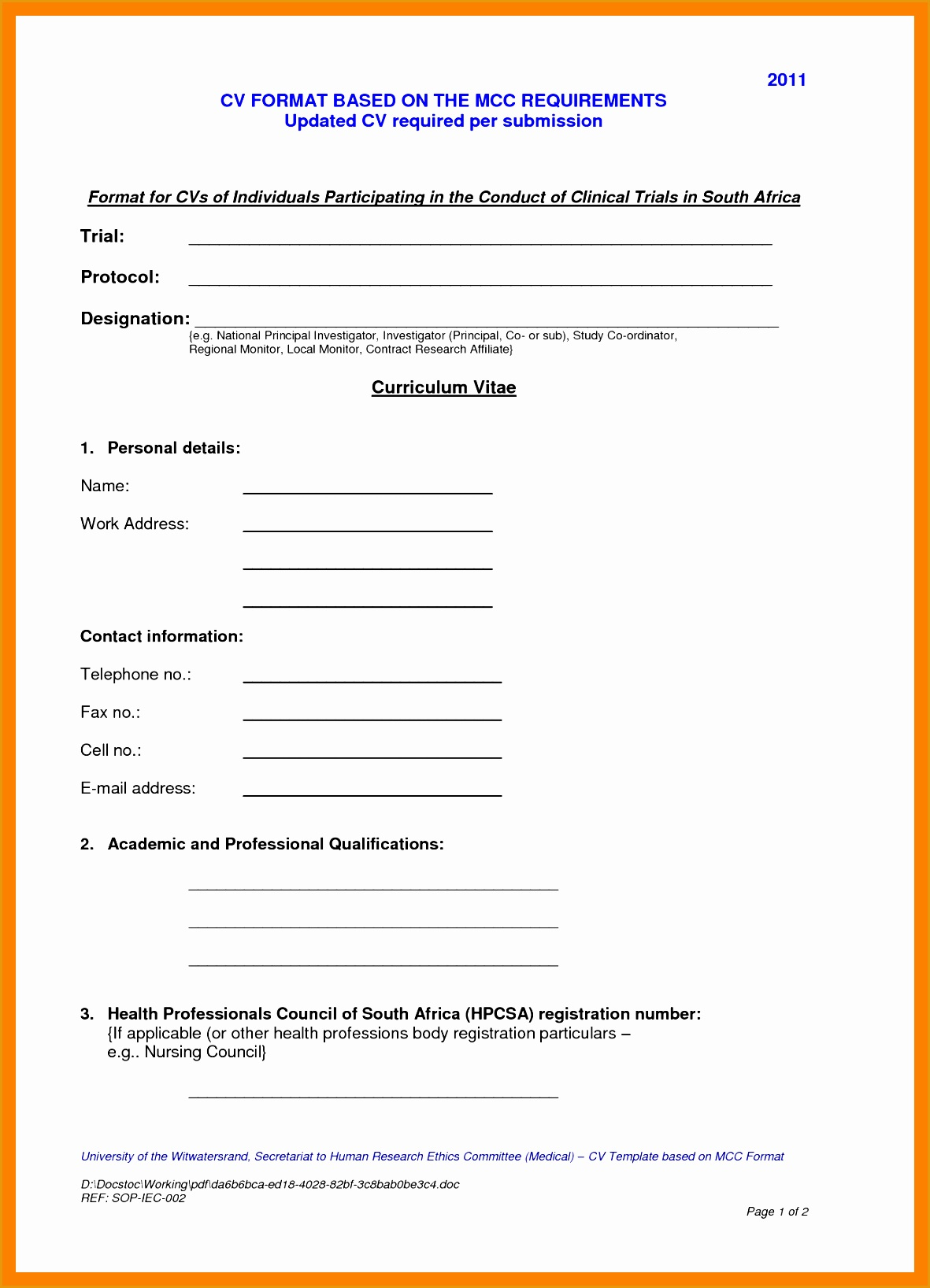 Cv Template In south Africa E6kne Inspirational Cv format Example south Africa College Essays Online with