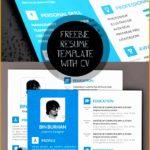 6 Download Curriculum Vitae Psd