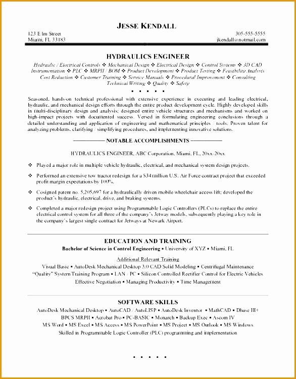 engineering resume tips is one of the best idea for you to make a good resume 11