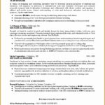 7 Engineering Resume Objectives Sample