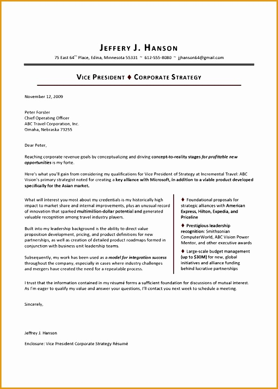 Fresh Executive Resume Cover Letter Examples 51 For Your Best Cover Letter For Accounting with Executive Resume Cover Letter Examples