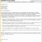 8 Government Resume Cover Letter Examples