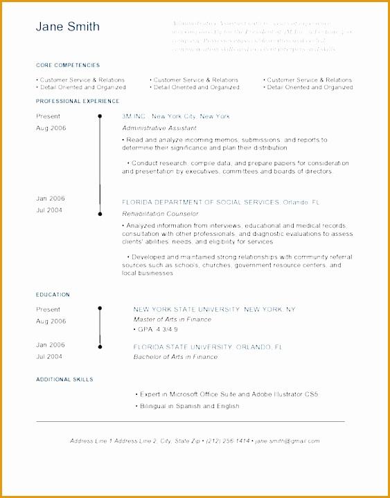 Brooklyn Bridge Dark Blue Resume Template Graphic