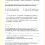 7 Interior Design Sample Resume