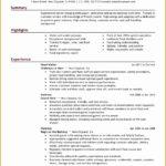 7 Job Resume Sample