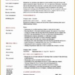 8 Marketing Consultant Resume