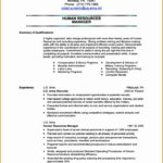 7 Military Resume Templates