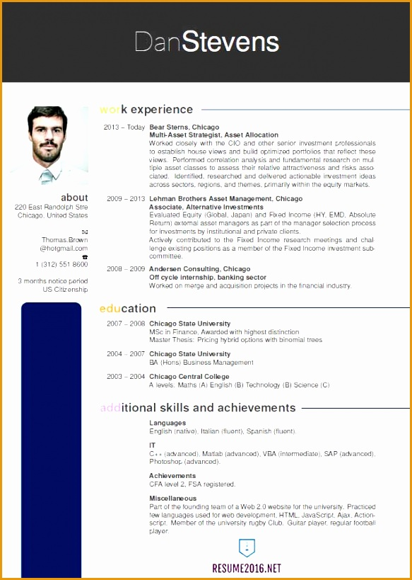cool design new resume format 2 latest resume format 2016 hot trends
