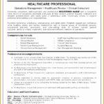 5 Nursing Curriculum Vitae Templates
