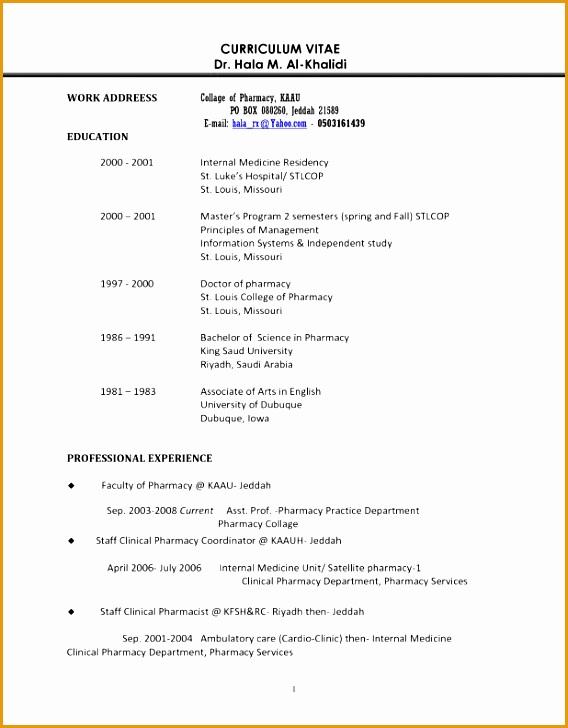 Cover Letter Sample Pharmacist Resume Examples Terrific Pharmacy Student Curriculum Vitae Example Pharmacist Resume Sample Australia728568
