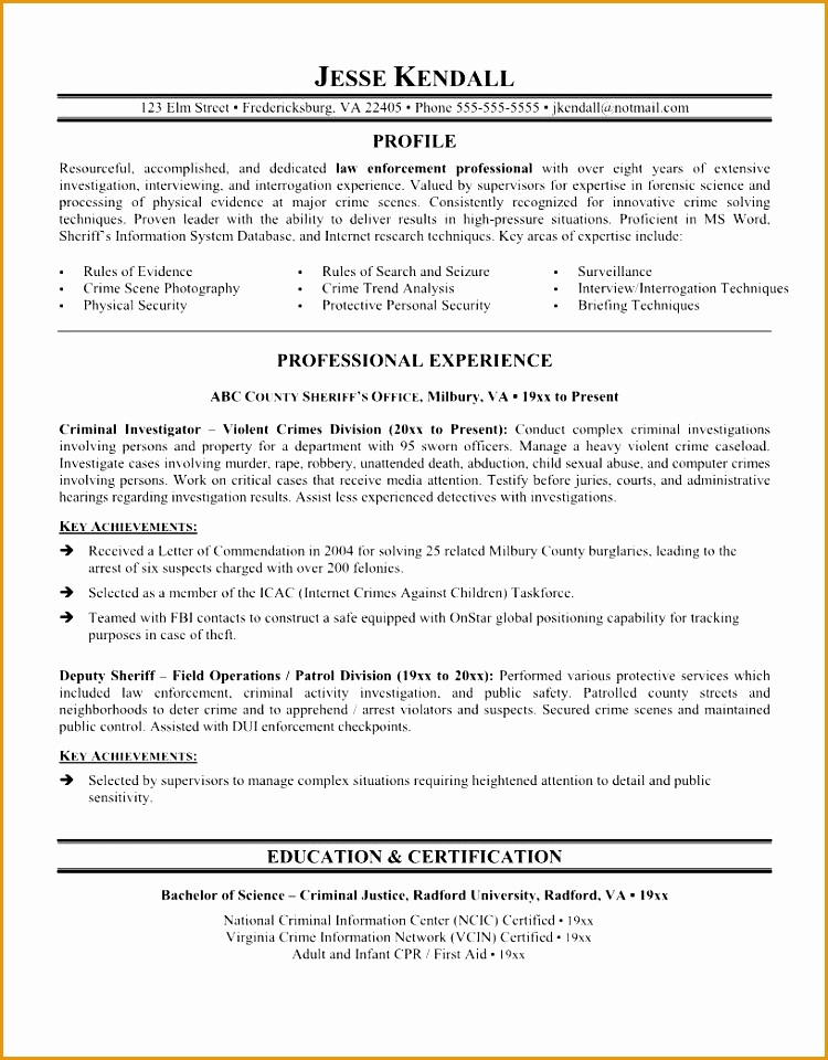 example of military resume resume example free resume maker