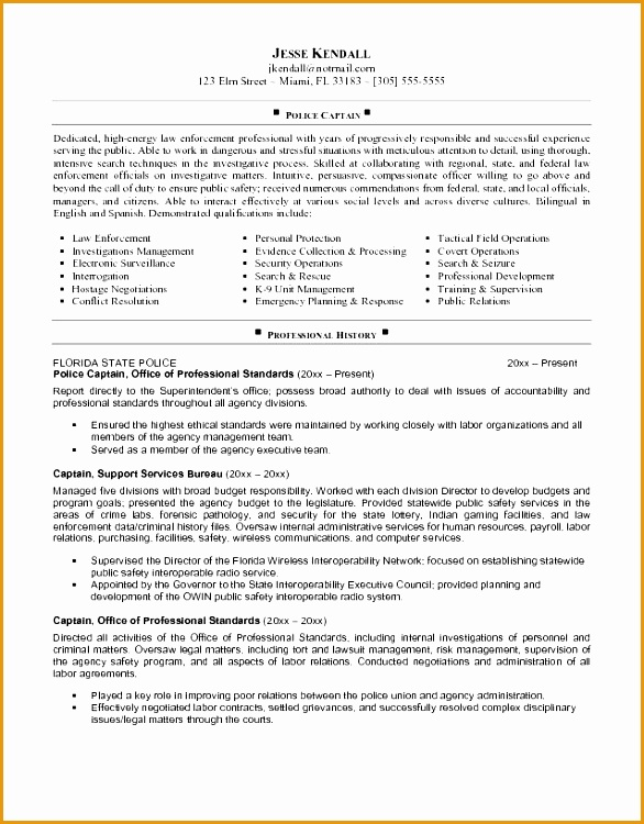pretty design police officer resume example 5 25 best ideas about officer resume on pinterest