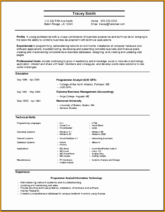 Resume Templates First Job Resume Templates Teenager How To Write680531