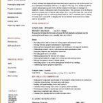 6 Property Management Resume