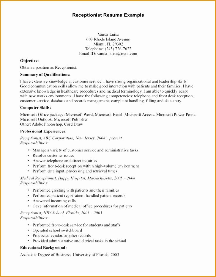 smartness design receptionist resume templates 15 pin by vio karamoy on resume inspiration