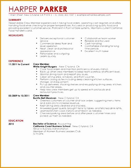 Create My Resume545425