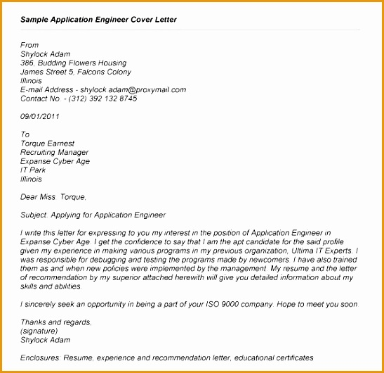 Epic Good Cover Letter For Job Application 76 For Simple Cover Letters with Good Cover Letter For Job Application