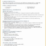 7 Resume Objective Example