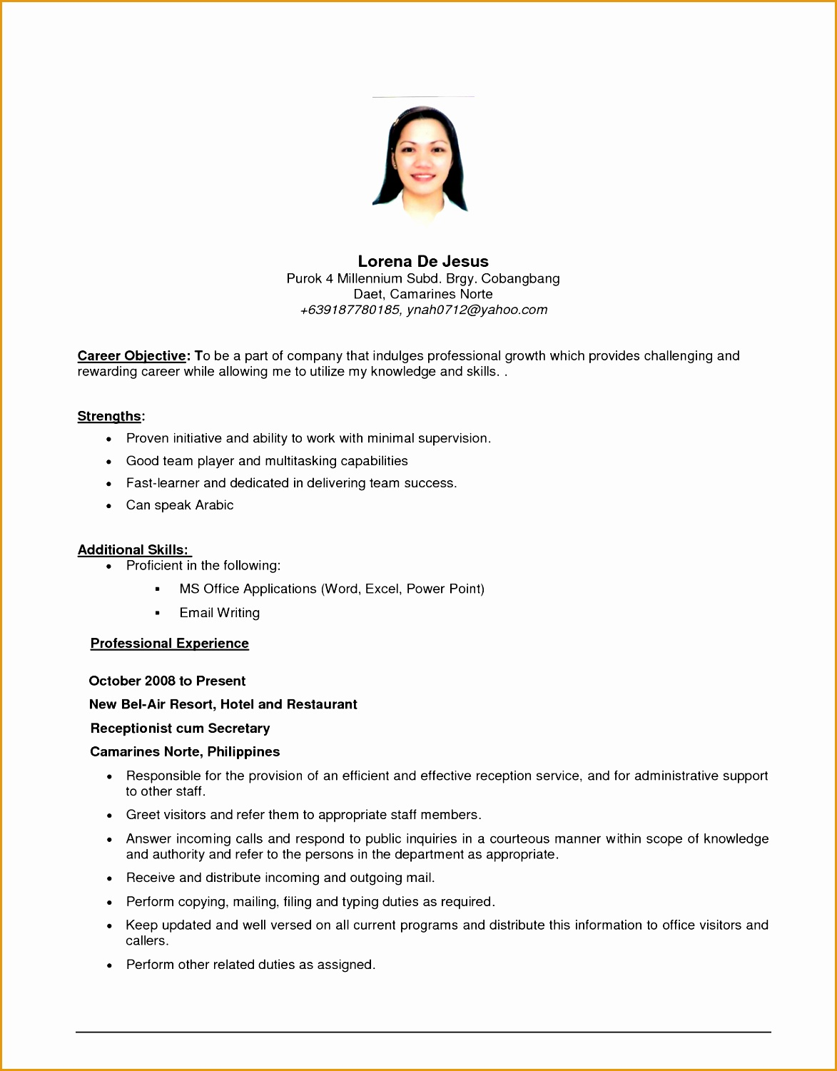 ceo resume objective by career objective statements general job objective examples Teacher Resume Objective Sample15011173